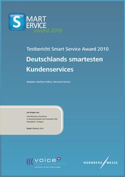 Deutschlands smarteste Kundenservices