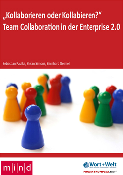 Studie: Team Collaboration in der Enterprise 2.0